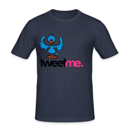 Tweet - Men's Slim Fit T-Shirt