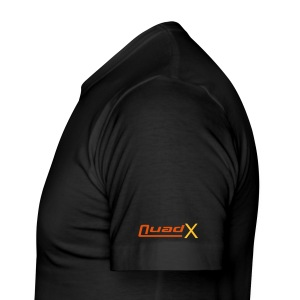 Quad-X - Männer Slim Fit T-Shirt