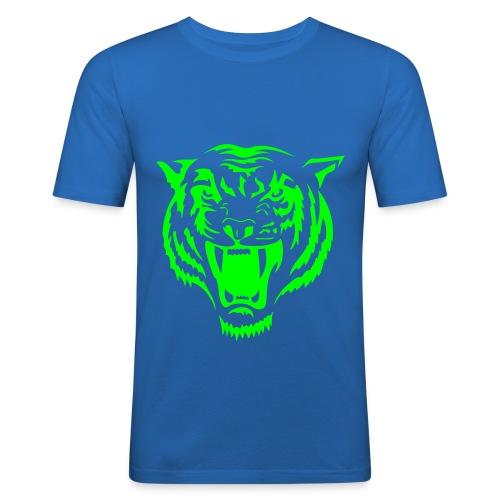 Club Shirt Tiger rot - Männer Slim Fit T-Shirt