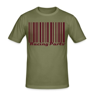 Camiseta Racing Parts - Camiseta ajustada hombre