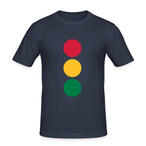 Smooth driving - Herre Slim Fit T-Shirt