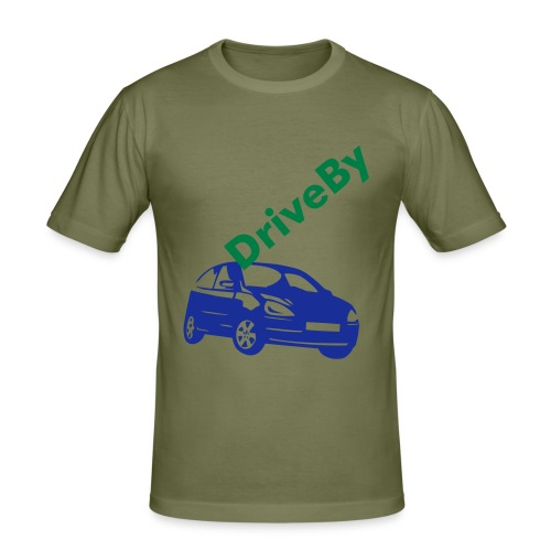 mens car top - Men's Slim Fit T-Shirt