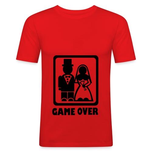t´shirt - Camiseta ajustada hombre