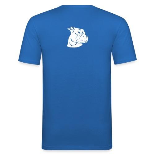 MMA TERRIER T-shirt - Männer Slim Fit T-Shirt