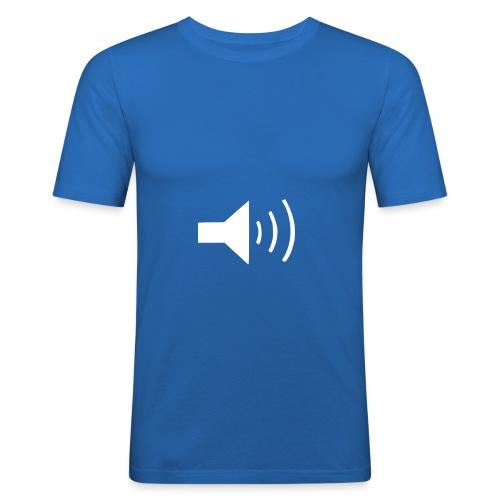 I live music - Camiseta ajustada hombre