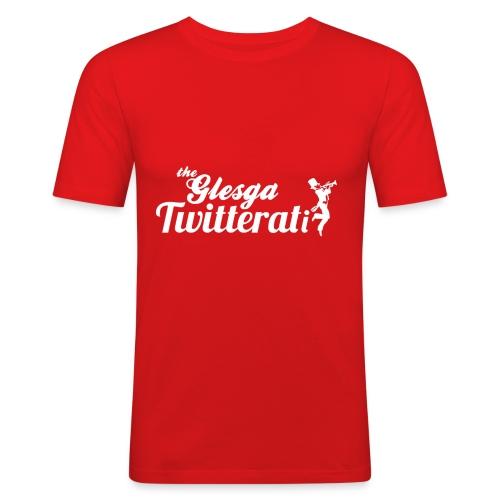 The Glesga Twitterati - Men's Slim Fit T-Shirt
