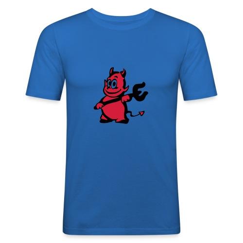 belzébuth - T-shirt près du corps Homme
