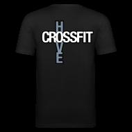 T-Shirts ~ Men's Slim Fit T-Shirt ~ Regular beatings