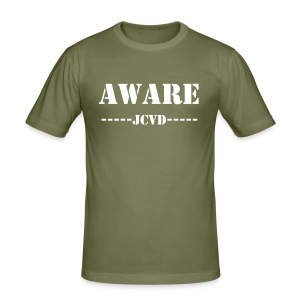 AWARE - Tee shirt près du corps Homme