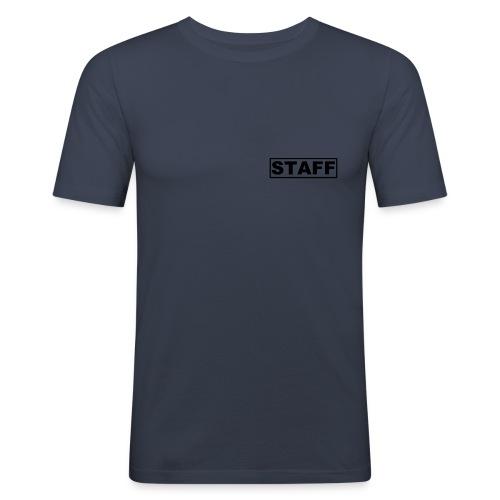 PHRASE DU JOUR - T-shirt près du corps Homme