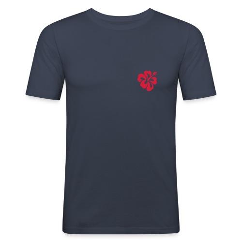 FLOWER - T-shirt près du corps Homme