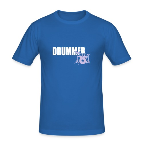 Drummer - slim fit T-shirt