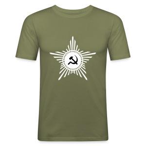 UCCP - Miesten tyköistuva t-paita