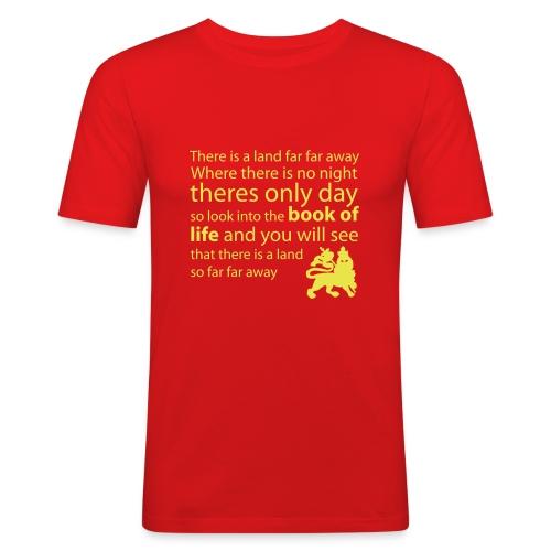 sm45 001 - T-shirt près du corps Homme