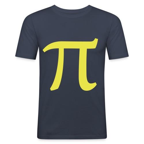 P - Men's Slim Fit T-Shirt