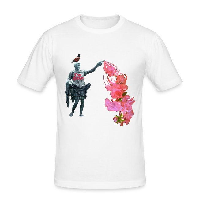 I'm gay, slimfit t-shirt