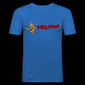 Walking Artwork, t-shirt ~ 2277