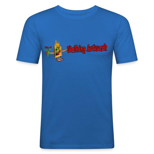 Walking Artwork, t-shirt