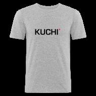 T-Shirts ~ Männer Slim Fit T-Shirt ~ Basic T-Shirt