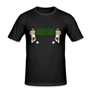 International Soccer - Men's Slim Fit T-Shirt