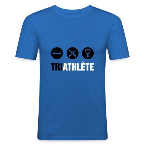 triathlete - T-shirt près du corps Homme