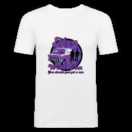 T-Shirts ~ Men's Slim Fit T-Shirt ~ Men With Ven