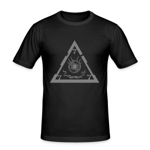 TRIANGLE ts - Men's Slim Fit T-Shirt