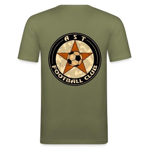 AST 31 - Tee shirt près du corps Homme