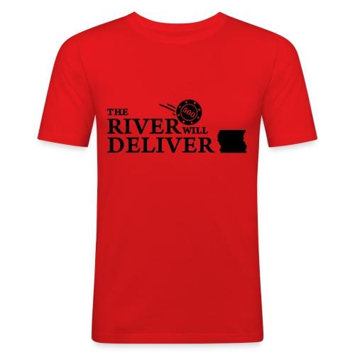 the river... UOMO - Maglietta aderente da uomo