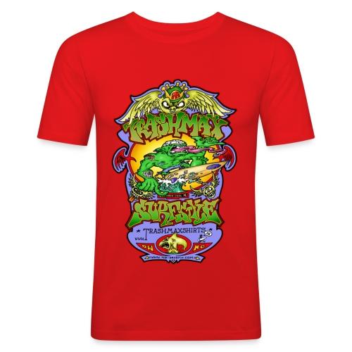 tm surf 7 - Männer Slim Fit T-Shirt