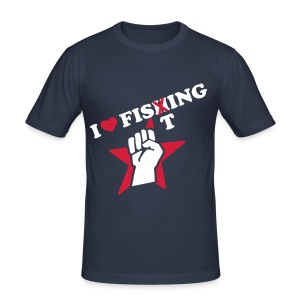 Fisting 1 - slim fit T-shirt