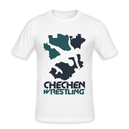 Борьба - Men's Slim Fit T-Shirt