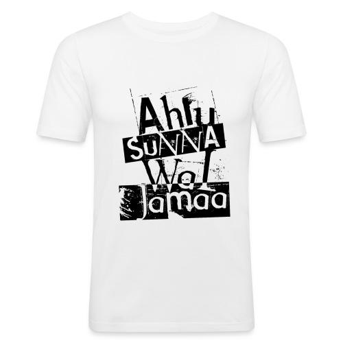 Ахлю Сунна - Men's Slim Fit T-Shirt