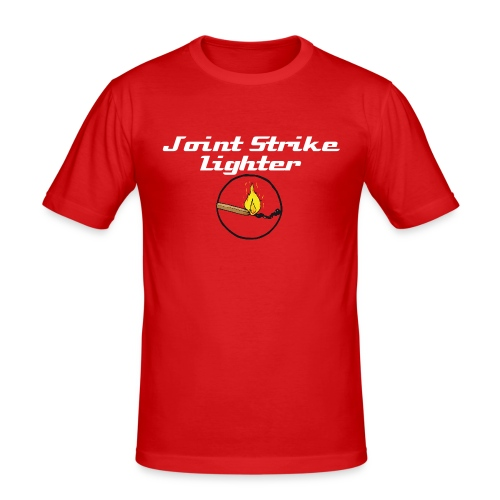 Joint Strike Lighter - slim fit T-shirt