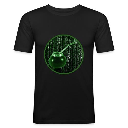 Shirt The Materix - Männer Slim Fit T-Shirt