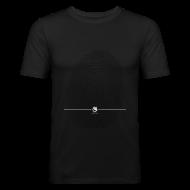 Tee shirts ~ Tee shirt près du corps Homme ~ Fingertip