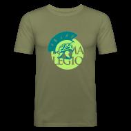 Camisetas ~ Camiseta ajustada hombre ~ Hombre camiseta Ajustada Roman Legio