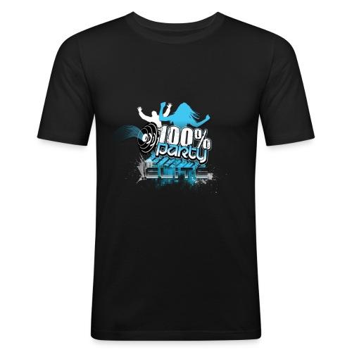 100% ELITE - LIMITED - Slim Fit T-shirt herr