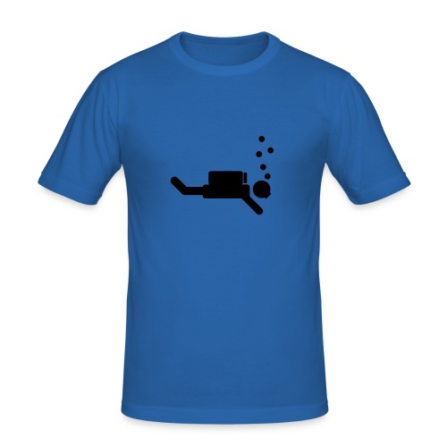 Diving - slim fit T-shirt