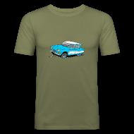 Tee shirts ~ Tee shirt près du corps Homme ~ AMI 6