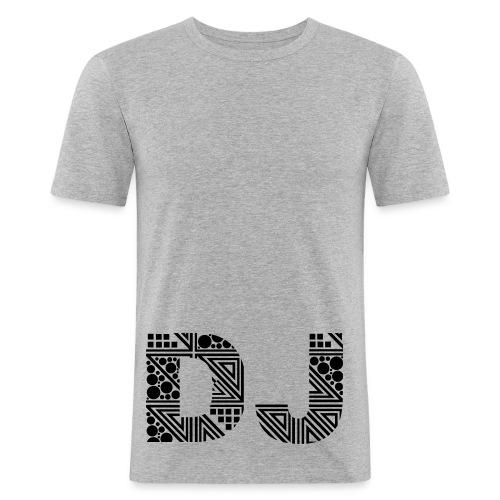 Dj The Bazz - Men's Slim Fit T-Shirt