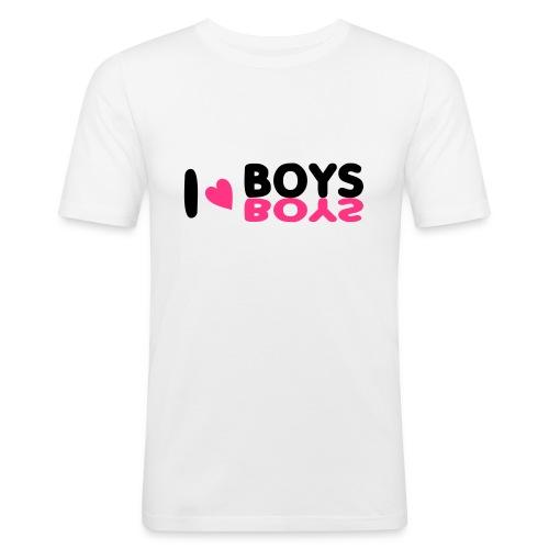 LIKE BOYS - T-shirt près du corps Homme