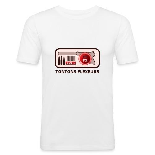 Cartouche - T-shirt près du corps Homme