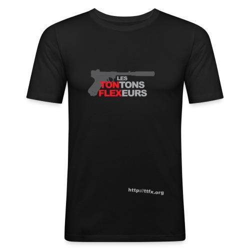 Dark Collector - T-shirt près du corps Homme