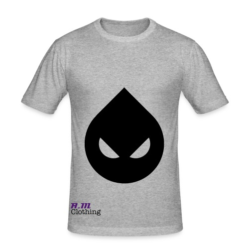 A.M Clothing Alien Tee - Men's Slim Fit T-Shirt