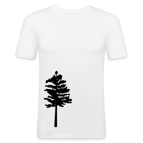Slim Fit T-shirt herr