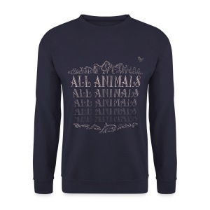 All Animals - Sweat-shirt Homme