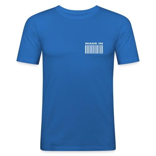 zwarp - x26 - T-shirt près du corps Homme