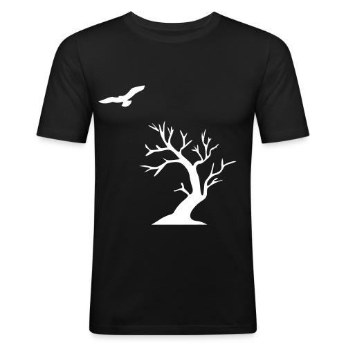 natuur shirt man - slim fit T-shirt