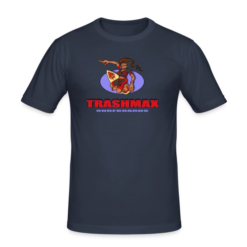 tm surf - Männer Slim Fit T-Shirt